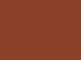peinture maquette Mr Hobby H460 Rouge brun 10ml