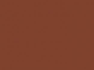 peinture maquette Mr Hobby H463 Marron rouge mat 10ml