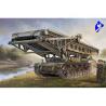 Trumpeter maquette militaire 00390 CHAR ALLEMAND POSEUR DE PONT