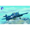 """Trumpeter maquette avion 02259 GRUMMAN F6F-5N """"HELLCAT"""" 1/32"""