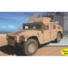 BRONCO maquette militaire NB5037 USMC M1114 Up-Armoured Tactival Vehicle x6 1/350