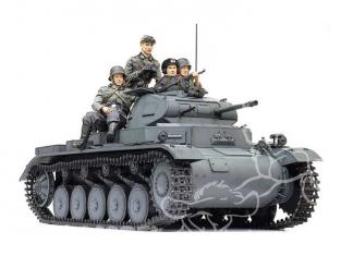 Dragon maquette militaire 75025 Pz.Kpfw.II Ausf.B Panzerkampfwagen II 1/6
