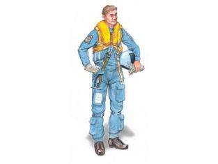 Plus Model kit resine AL4058 PILOTE DE BAC LIGHTNING BRITANNIQUE 1/48