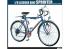 Academy maquette velo 1540 Velo de loisir Sprinter 1/8