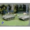 Pegasus maquette militaire 7602 Panzer E-25 1/72