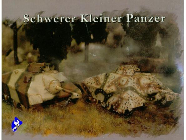 Pegasus maquette militaire 7605 Schwerer Kleiner Panzer 1/72
