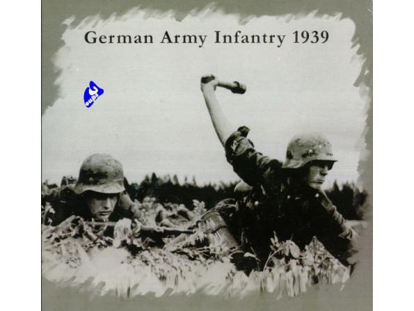 Pegasus maquette militaire 7499 Infanterie Allemande 1/72