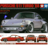tamiya maquette voiture 24279 porsche 911 turbo 1/24
