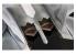 HASEGAWA 71923 PLAQUE FINITION GUN METAL clair