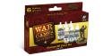 Vallejo Set Model Color Wargames 70158 SS Allemands 6 x 17ml
