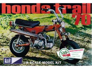 MPC maquette moto 833 Honda Dax St70 Mini Bike 1/8