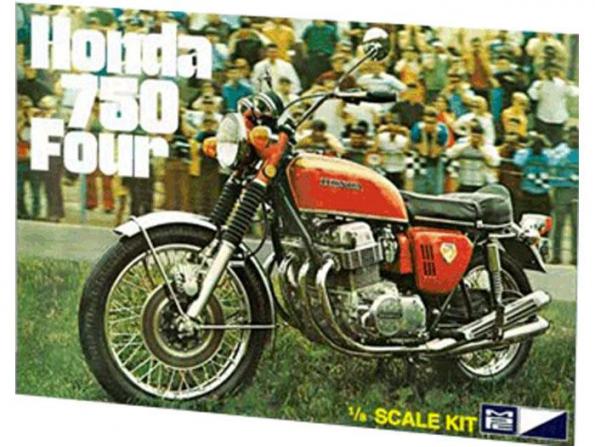 MPC maquete moto 827 Honda CB750 Four 1/8