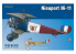 EDUARD maquette avion 8422 Nieuport Ni-11 Weekend Edition 1/48