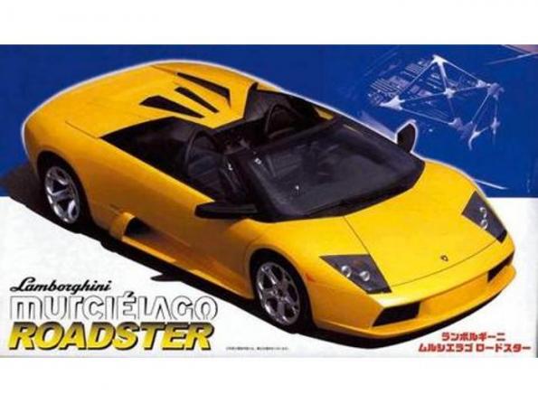 Fujimi maquette voiture 12258 Lamborghini Murcielago Roadster 1/