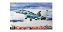 Great Wal Hobby maquette avion L4818 MiG-29 SMT Fullcrum 9-19 1/48