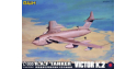 Great Wall Hobby maquette avion L1005 R.A.F. Victor K.2 Tanker 1/144