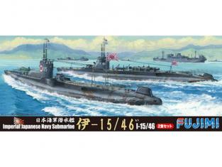 Fujimi maquette sous-marin 401263 IJN sous marin I15/46 1/700