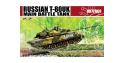 Modelcollect maquette militaire 72060 T-80UK Russe Main Battle Tank 1/72