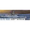 Fujimi maquette bateau 42129 Croiseur lourd DEUTCHLAND 1/700