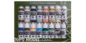 Vallejo Set Model Color 70146 Couleurs nautiques (Bateaux à vapeur) 16 x 17ml