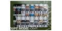 Vallejo Set Model Color 70102 Folkstone Specialist 16 x 17ml