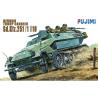 Fujimi maquette militaire 761022 Sd.Kfz.251/1/10 1/76