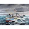 Revell maquette bateau 05132 Flower Class Corvette HMCS SNOWBERRY 1/144
