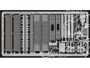 Eduard photodecoupe 48562 B-26 Marauder Bomb Bay Revell - Monogram 1/48