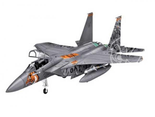 Revell maquette avion 03996 F-15E Strike Eagle 1/144