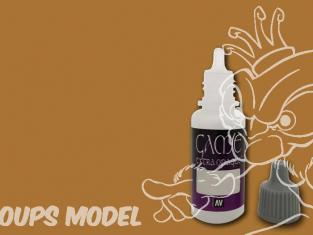 Vallejo Peinture Acrylique Game Color Extra Opaque 72150 Ochre 17ml