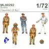 CMK figurine ML80292 Marins Allemand 1/72