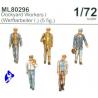 CMK figurine ML80296 Dokers 1/72