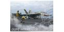 Revell maquette avion 63997 Model set F/A-18E Super Hornet 1/144