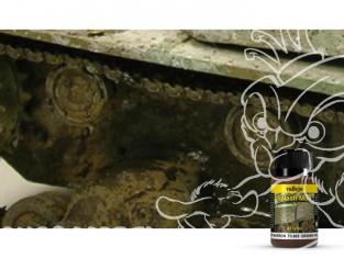 Vallejo Splash Mud Acrylique 73805 Eclaboussure de boue Marron 40ml