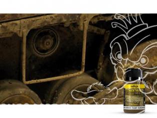 Vallejo Thick Mud Acrylique 73807 Boue Epaisse Europeenne 40ml