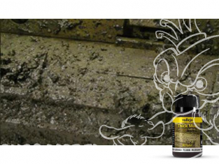 Vallejo Thick Mud Acrylique 73808 Boue Epaisse Russe 40ml