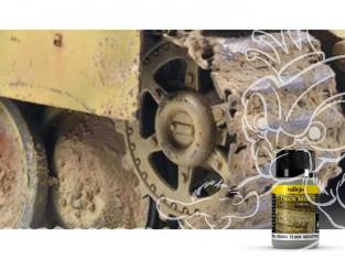 Vallejo Thick Mud Acrylique 73809 Boue Epaisse Industrielle 40ml