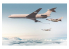 Roden maquette avion 327 VICKERS SUPER VC10 K3 TYPE 1164 TANKER 1/144