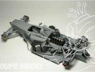 Top Studio amélioration MD29003 Super détail pour F1-2000 1/20