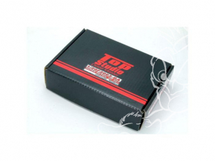 Top Studio amélioration MD29013 Kit Super Detail F2003-GA 1/20
