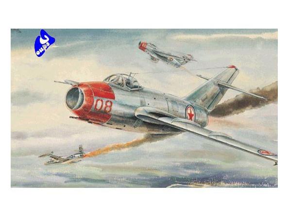 "Trumpeter maquette avion 02806 MIG-15 bis ""FAGOT-B"" 1/48"