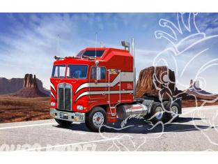 Revell maquette camion 07671 Kenworth Aerodyne 1/32