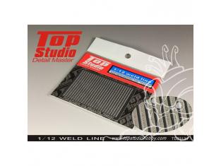 Top Studio amélioration TD23131 Lignes de soudures 1/12