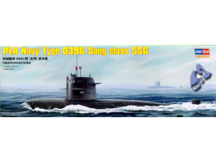 Hobby Boss maquettes bateau 82001 PLA Navy Type 039G 1/200