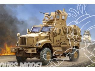 TRUMPETER maquette militaire 00931 US MAUXXPRO MRAP 2016 1/16