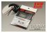 Top Studio amélioration TD23157 Arbres de transmission pour MP4-6 Tamiya 1/12
