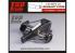 Top Studio amélioration TD23163 tuyau d'échappement pour MP4-30 Ebbro 1/20