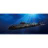 TRUMPETER maquette sous marin 04598 HMS ASTUTE 2010 1/350