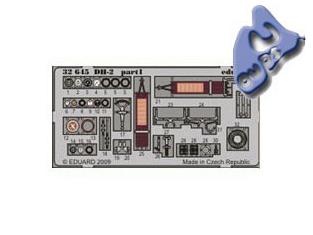 EDUARD photodecoupe 32645 DH-2 1/32