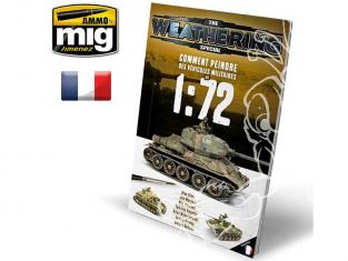 MIG magazine Special 6021 Comment peindre des véhicules militaires au 1/72 en Français
